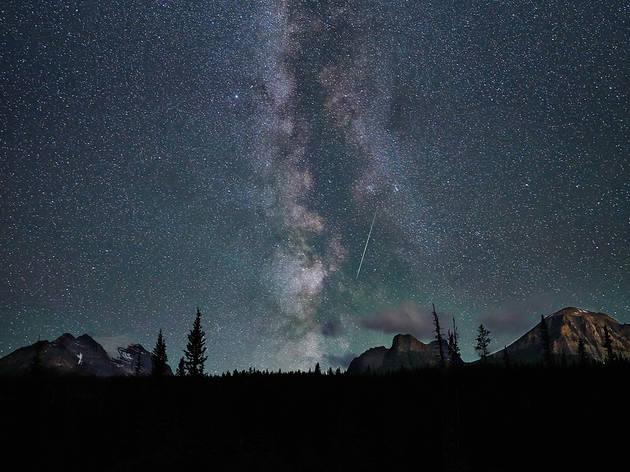 Delta Aquariid meteor shower