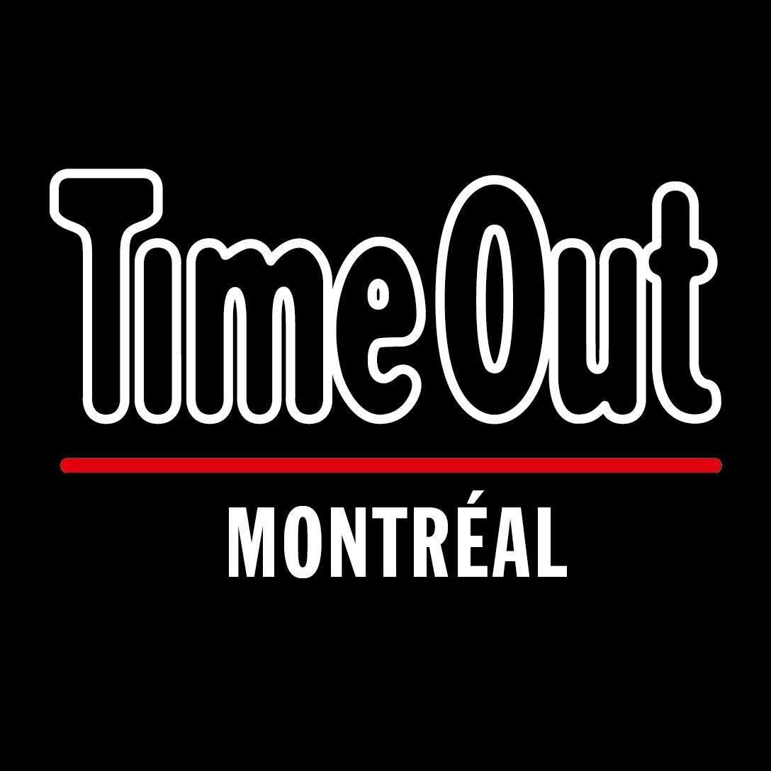 Time Out Montréal Logo