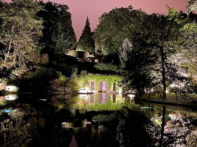 Há Luz no Parque de Serralves