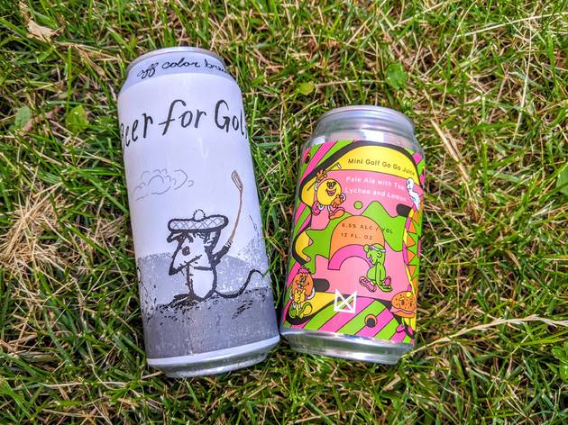 Two Chicago breweries are crafting Arnold Palmer-inspired beers this summer