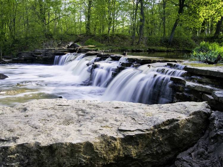 The coolest spots for hiking near Chicago