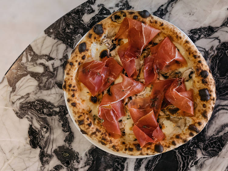 Search for Sydney's best pizza