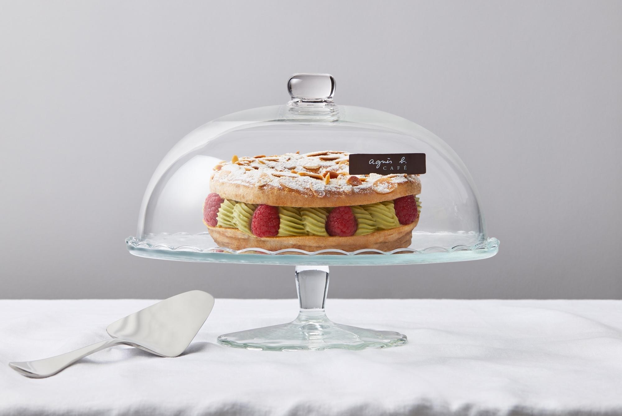 Agnès b. Café launches classic desserts with a modern twist