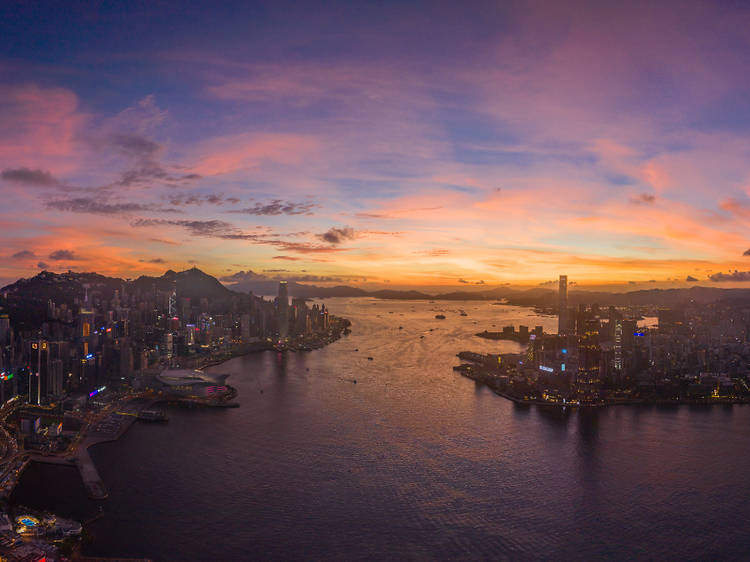 Best drone photography of Hong Kong you need to see