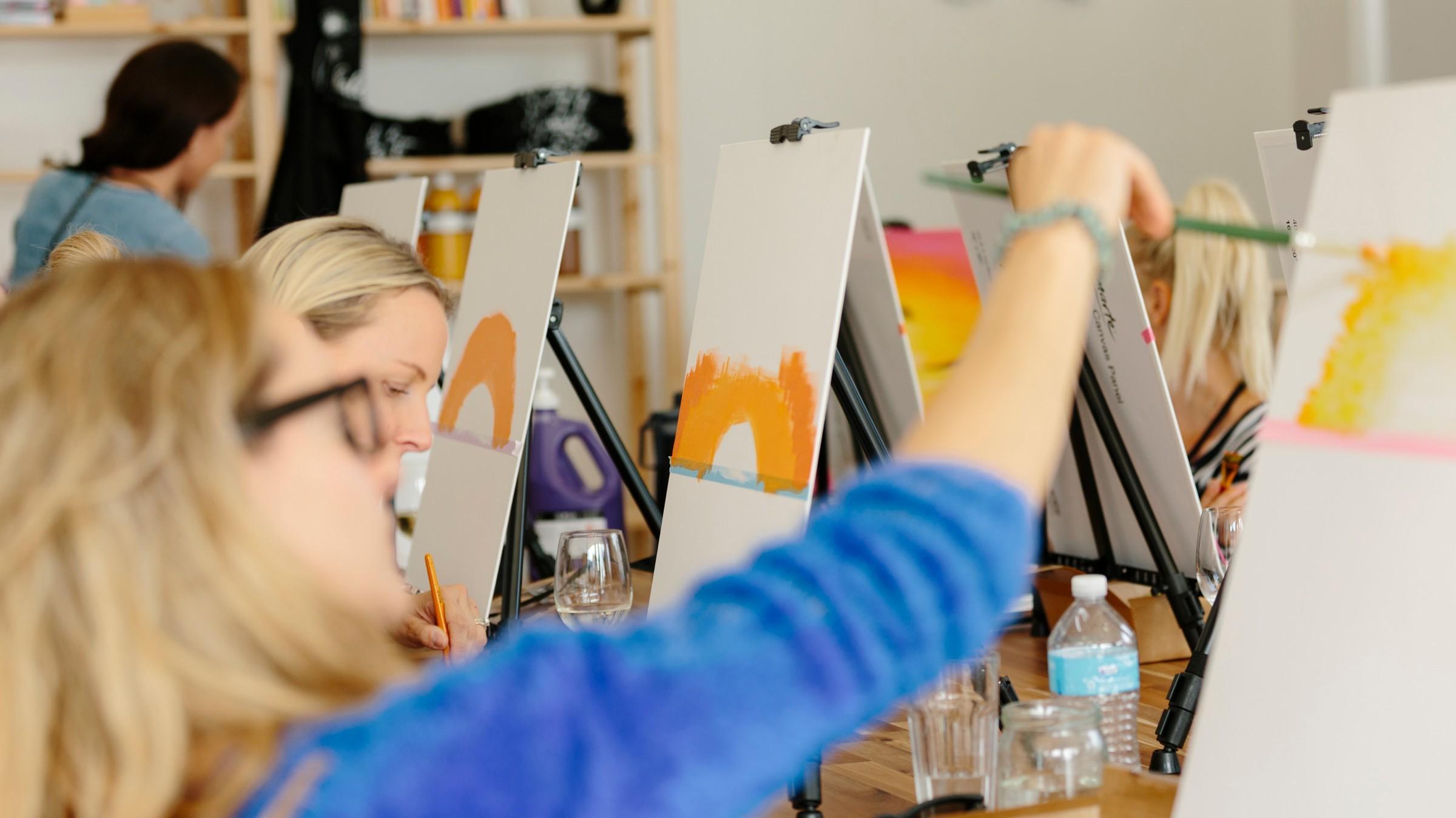 Exhale Art Studio