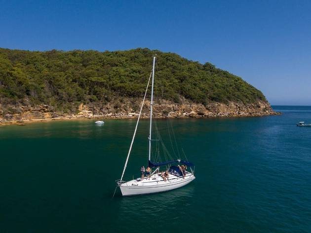 Sail Central Coast