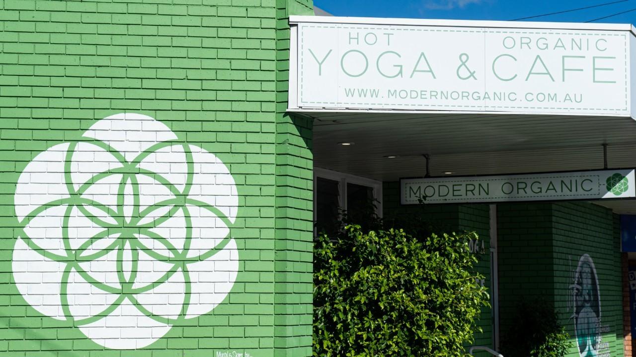 Modern Organic Yoga