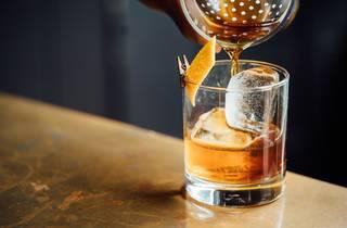 Generic cocktail photo - stock image