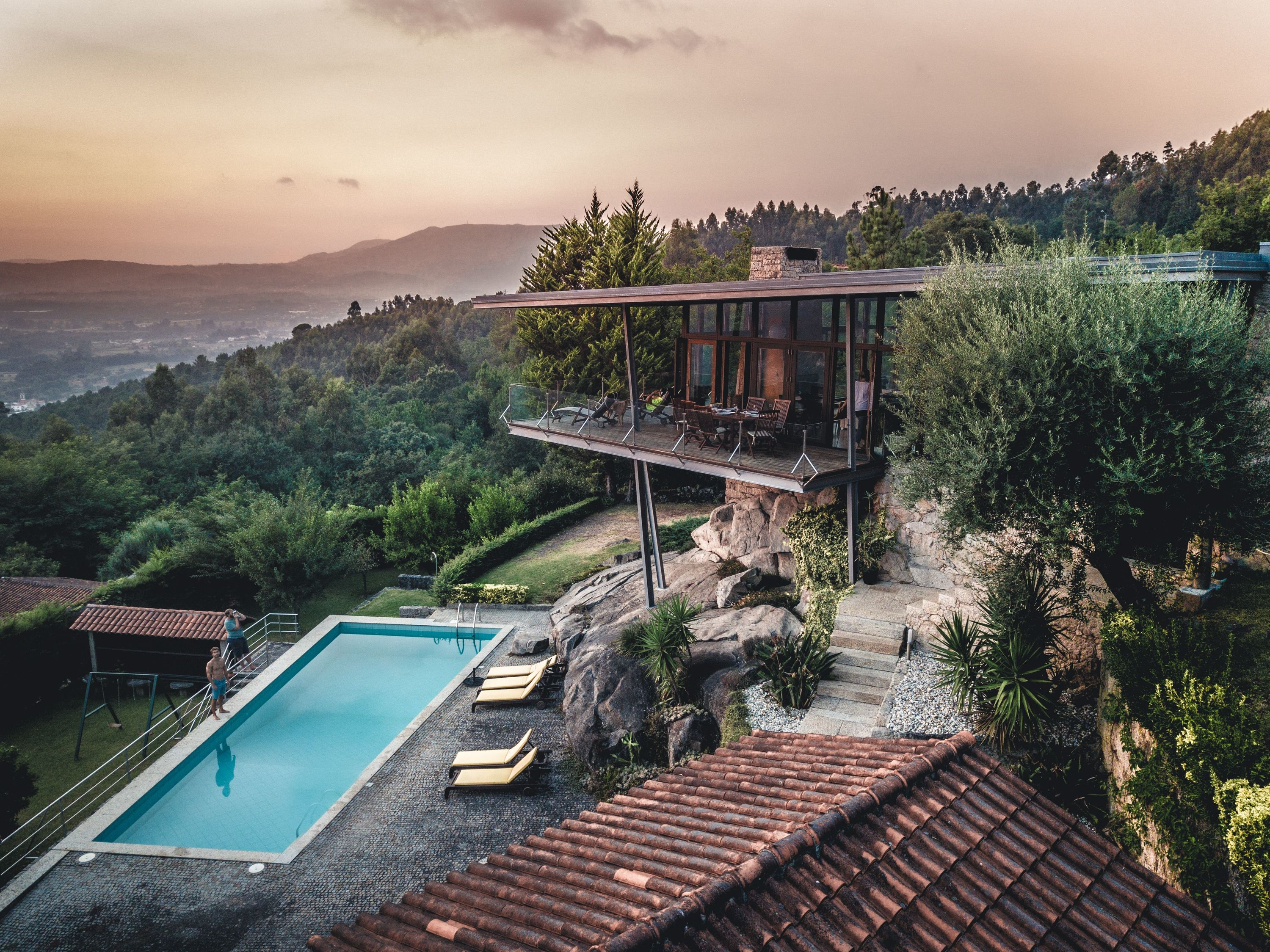 Portugal Active – Mountain Lodge