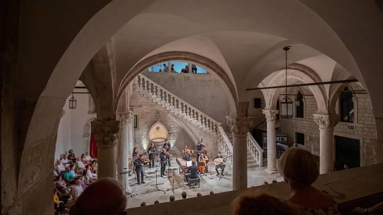 Dubrovačke ljetne igre, Dubrovnik summer festival