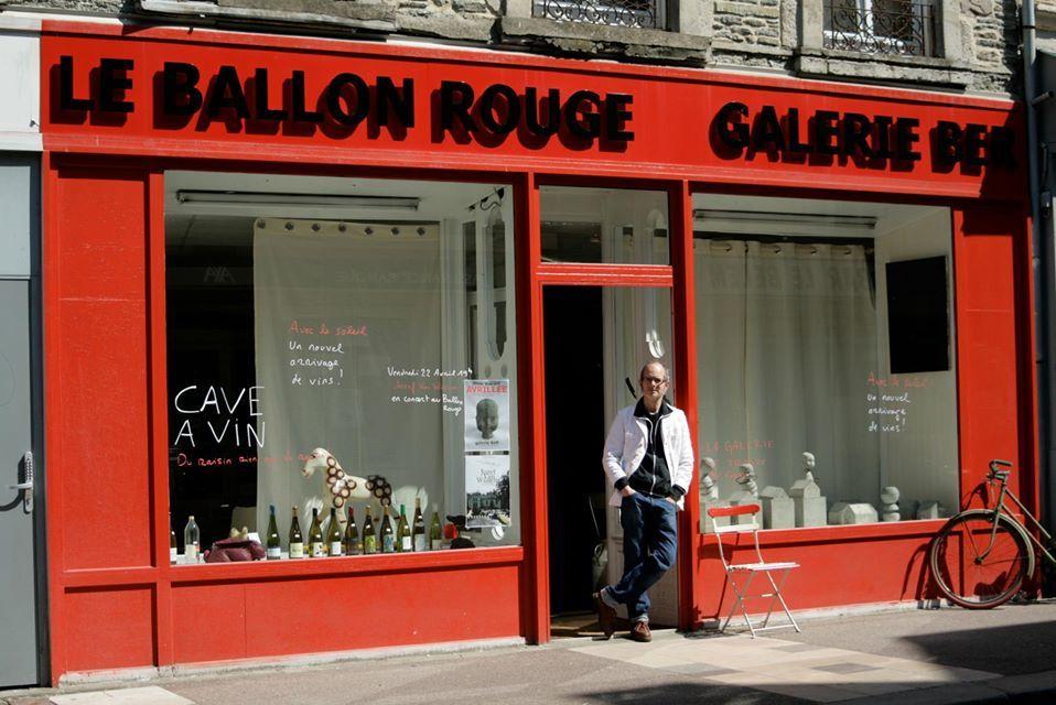 galerie bër - ballon rouge