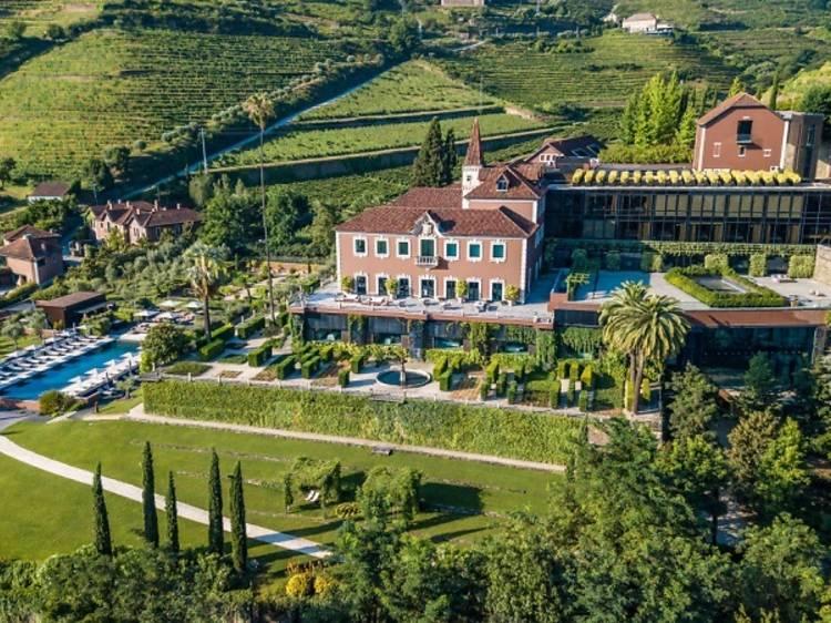 Six Senses Douro Valley: relaxar em tempos de pandemia