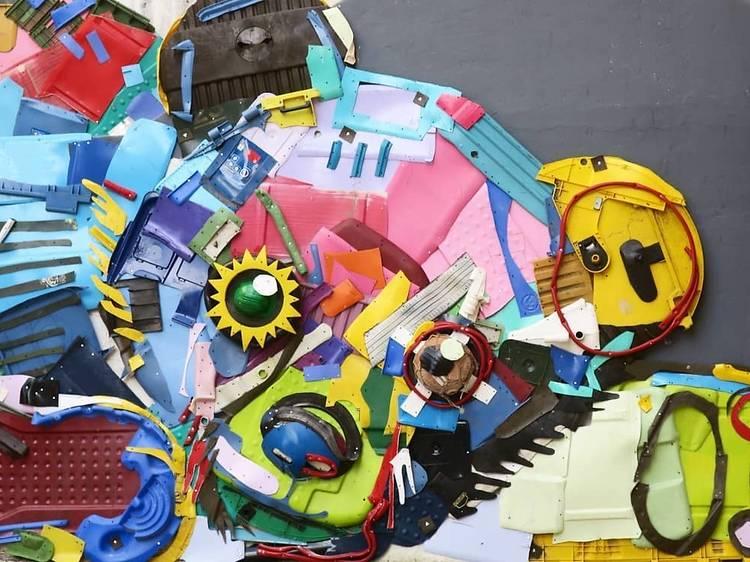 Roteiro de arte urbana em Sintra