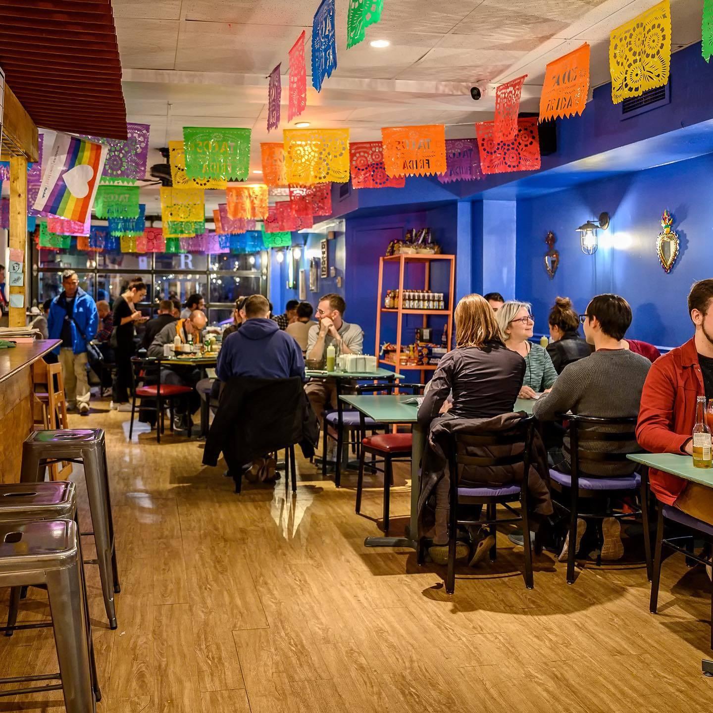 Tacos Frida, Gay Village