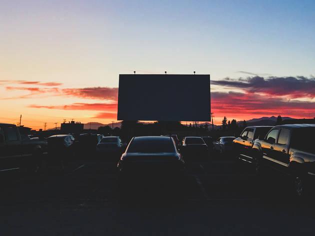 Drive In Theater Locations For Movie Watching Near Los Angeles