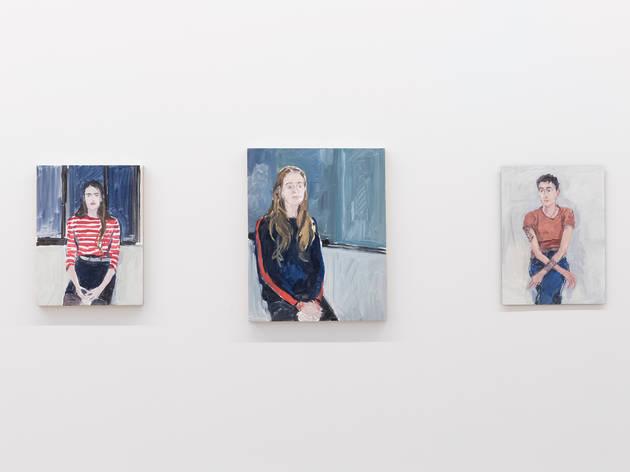 Perrotin Hong Kong presents Kaleidoscopes: Contemporary Portraiture