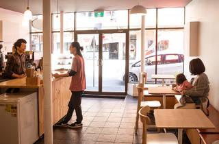Comeco Foods interior (Photograph: Daniel Boud)