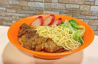 Man Kee Cart Noodle