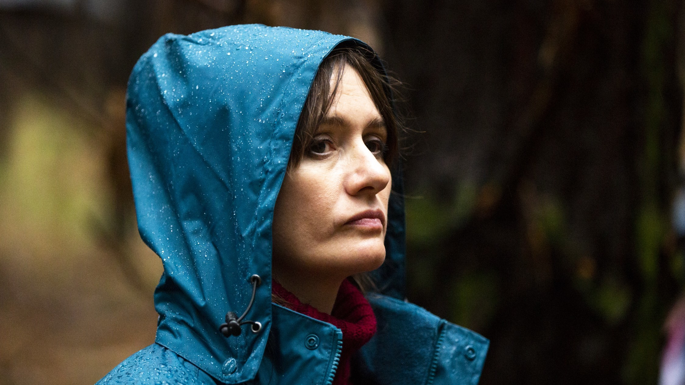 Emily Mortimer in Australian horror film Relic