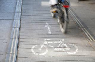 Carril bici Maddrid