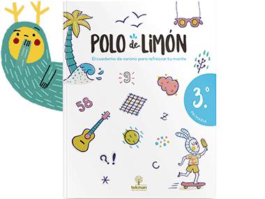 Quadern d'estiu Polo de limón