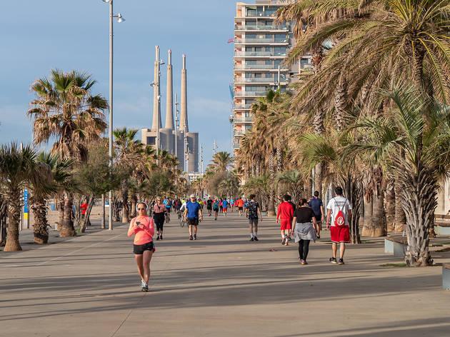 Repunt de contagis a Barcelona