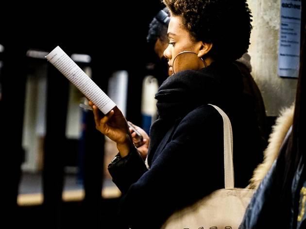 Clube de leitura #LeiaMulheres