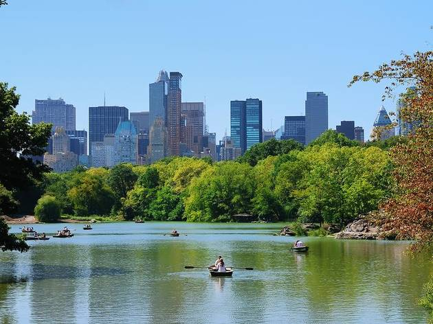 The best NYC parks for kids and families