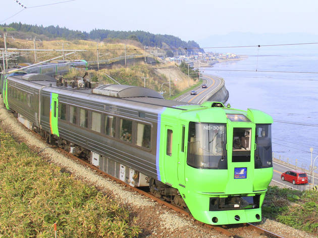 JR Hokkaido is offering half-price rail passes until January 2021