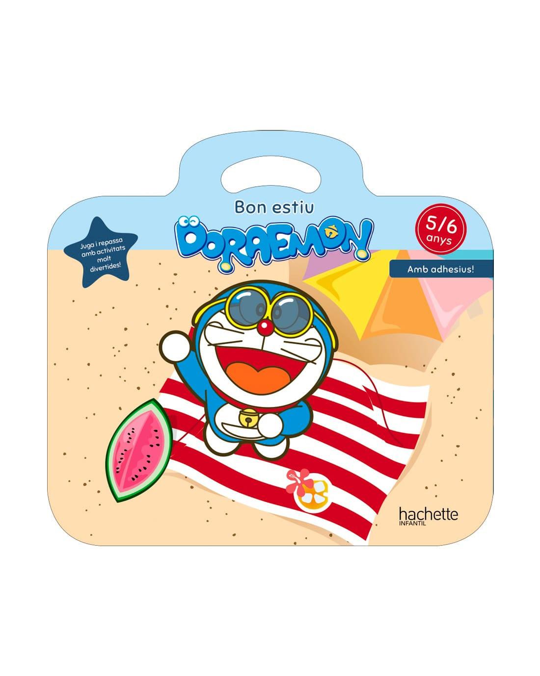 Bon estiu Doraemon