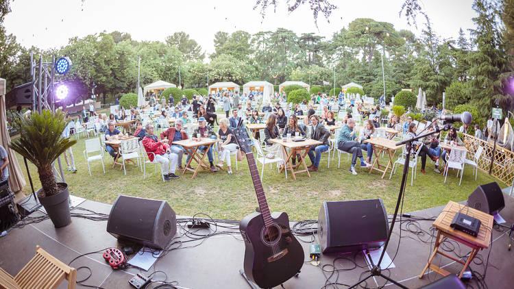 Festival Pedralbes