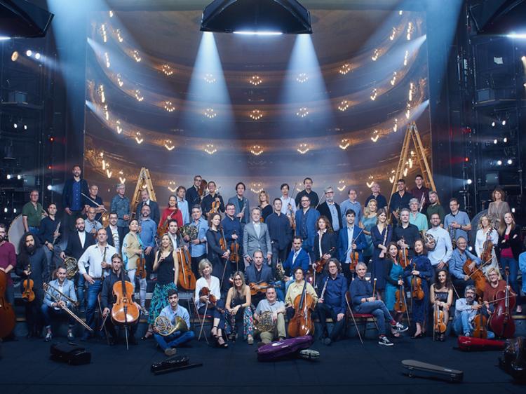 Orquestra Simfònica del Gran Teatre del Liceu