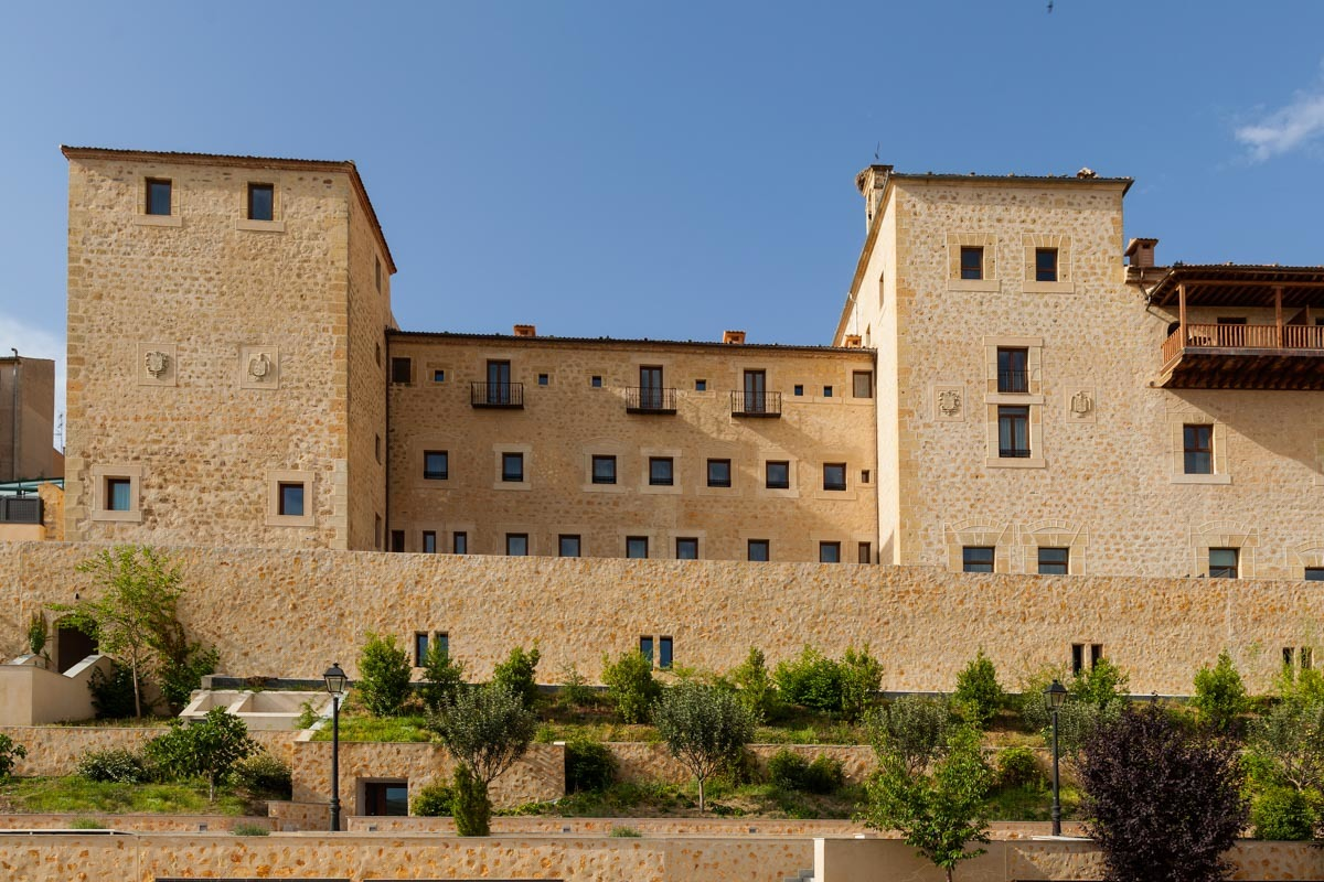 Escapada a un antic convent caputxí a Segòvia