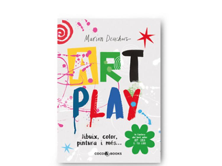 Art Play. Dibujo, color, pintura y más