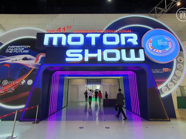 Bangkok International Motor Show has kicked off
