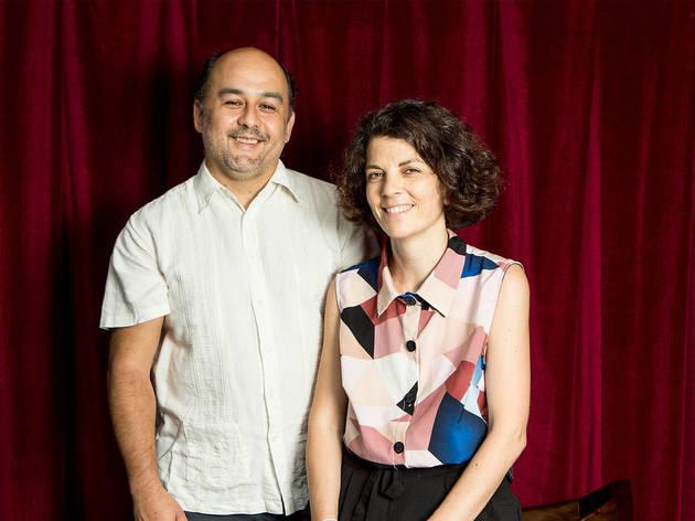 Azkona&Toloza: Laida Azkona i Txalo toloza
