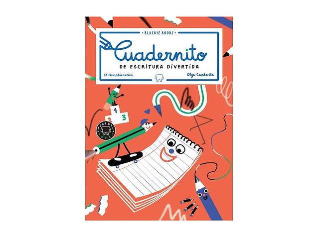 Cuadernito de escritura divertida