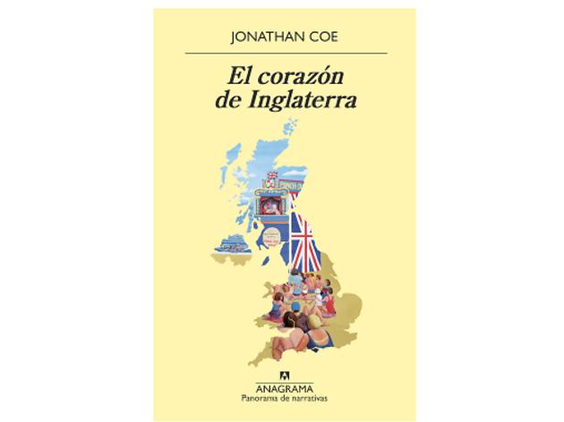 'El corazón de Inglaterra', de Jonathan Coe