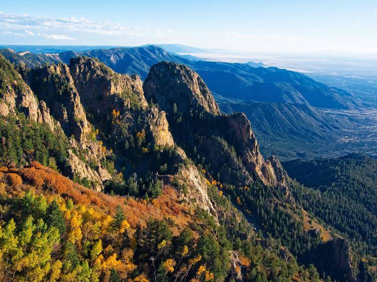The most serene national forests in the US