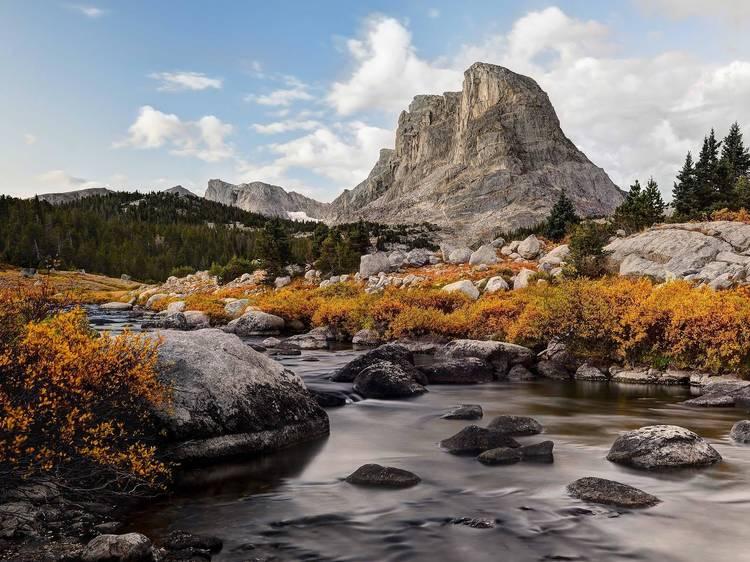 Bridger-Teton National Forest, Wyoming