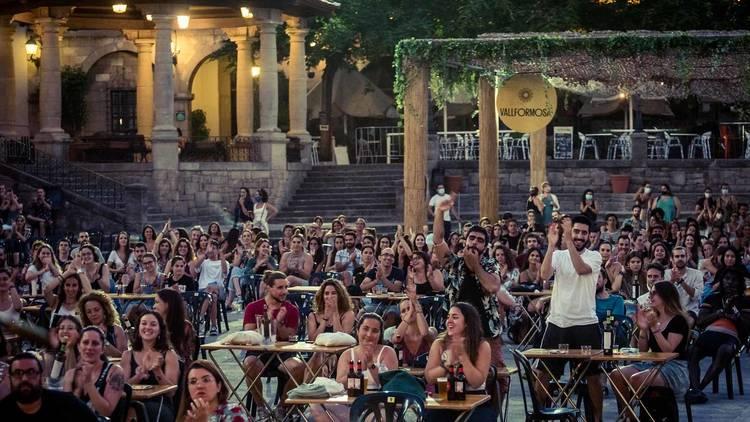 Iseo concert, Cruïlla XXS 2020, Poble Espanyol