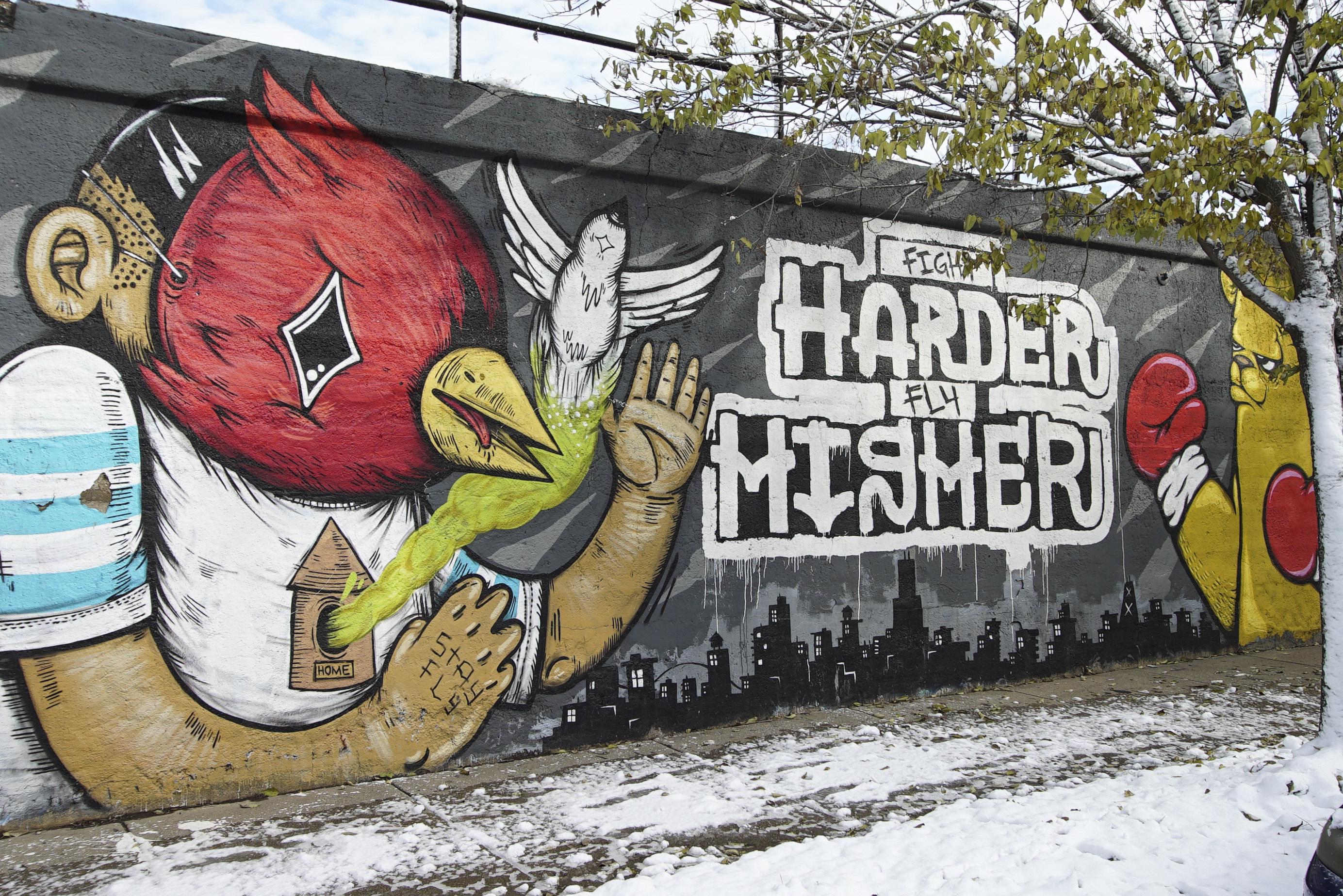 16th Street Murals Pilsen