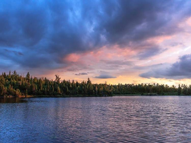 Superior National Forest, Minnesota