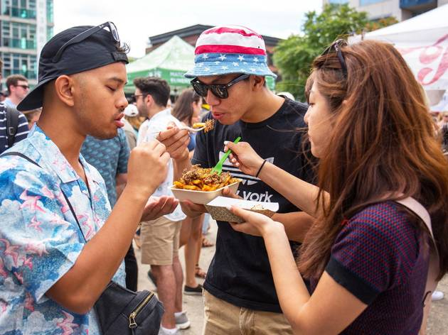 Smorgasburg will open for takeout only this year