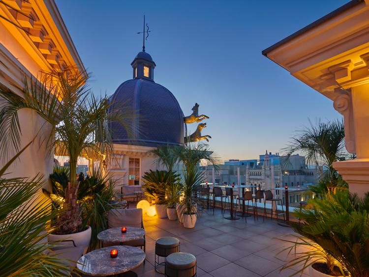 34 top terraces in Madrid