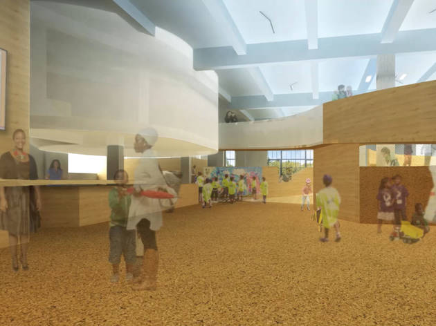 bronx children's museum