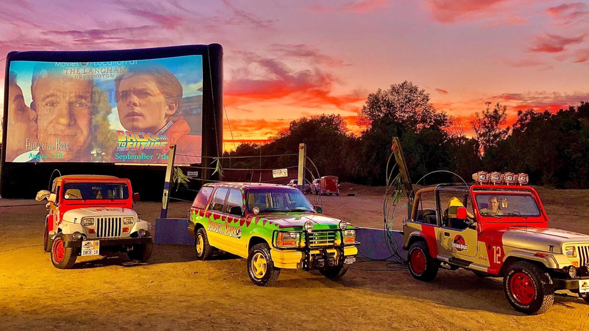 San Fernando Valley Drive-In Theatre