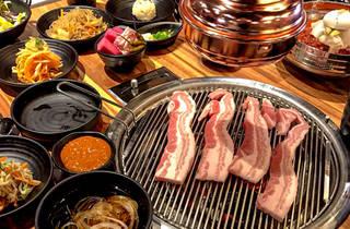 Gyeong Bok Korean BBQ