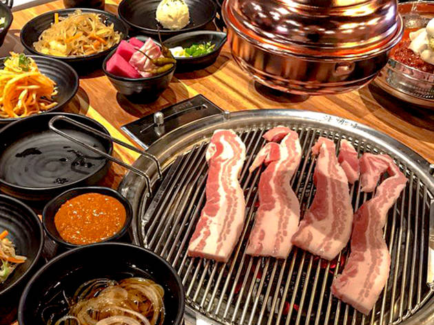 The best Korean barbecue in Sydney