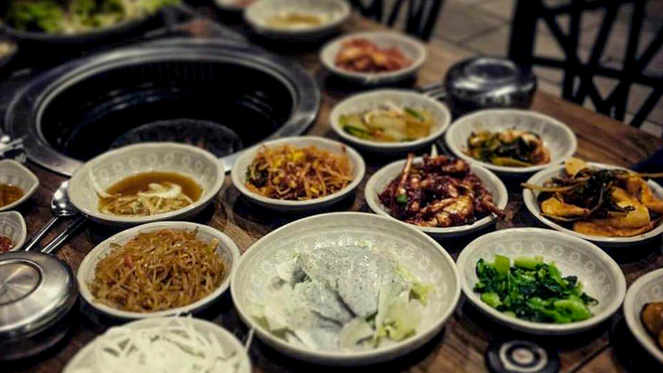 Kangnam Korean BBQ